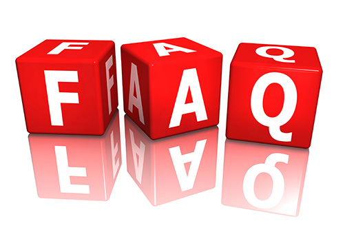 Frequently Asked Questions graphic for blog Alpha Locksmith Hamilton