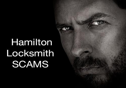 Hamilton Locksmith Scams