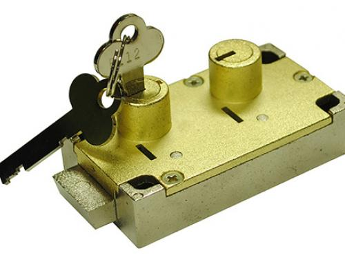 Safe Deposit Box Locks